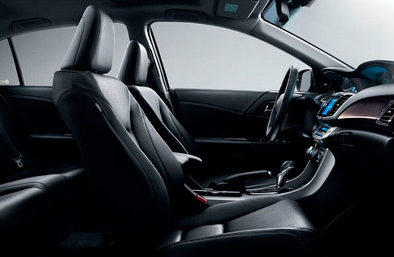 2015 honda civic interior features