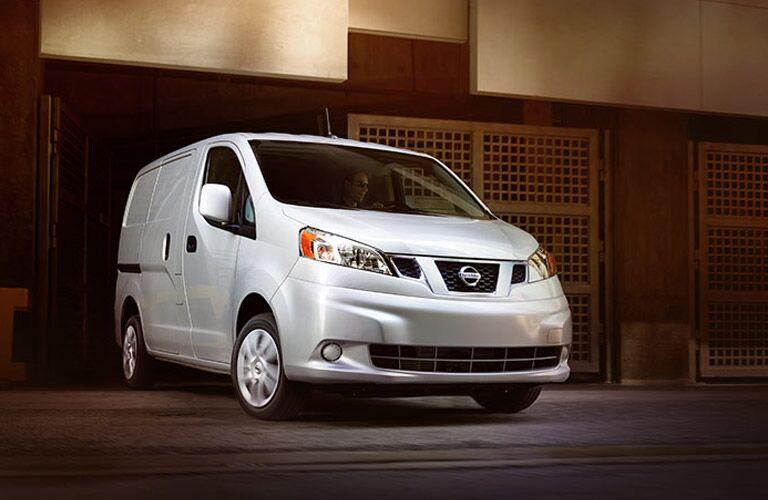 2016 Nissan NV200 Exterior