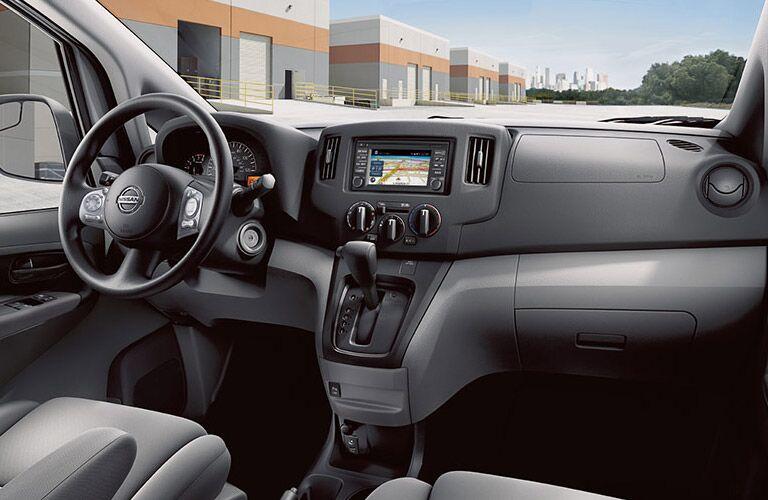 2016 Nissan NV200 Interior