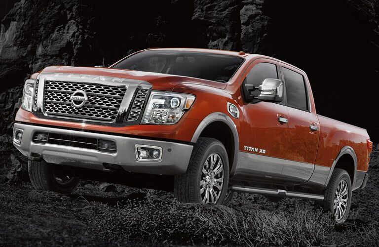 off road capability of nissan titan