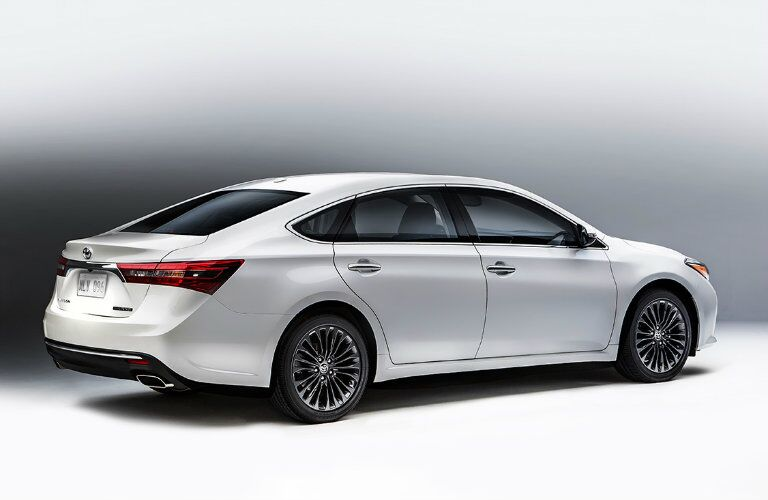 2016 Toyota Avalon exterior styling