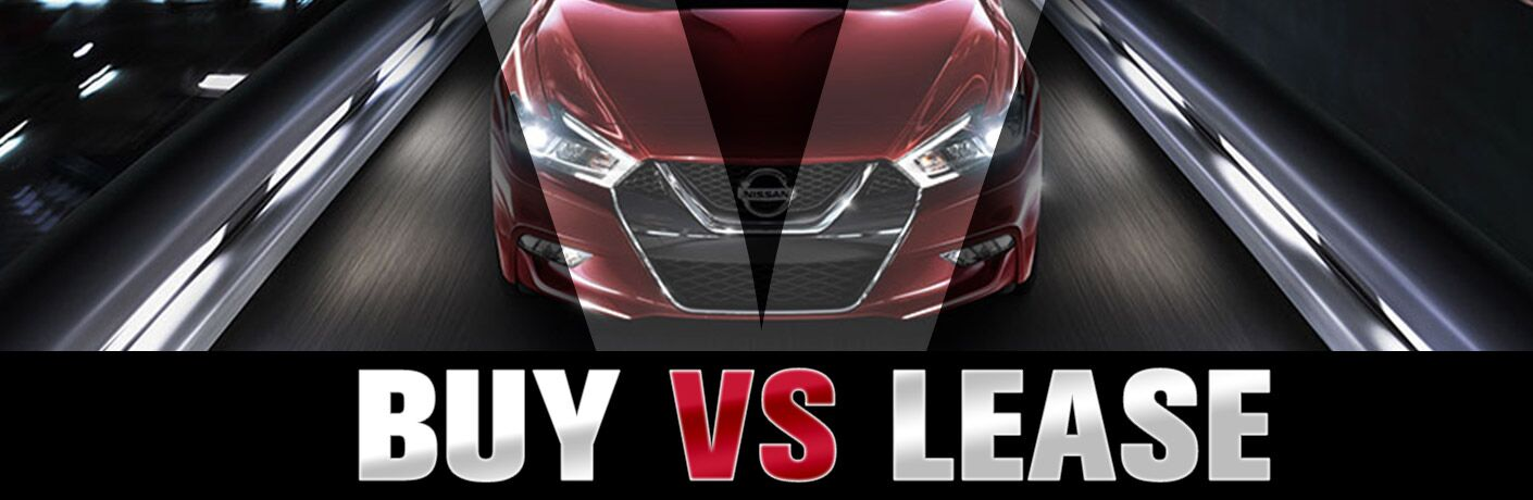 Buy vs Lease Nissan Glendale Heights IL