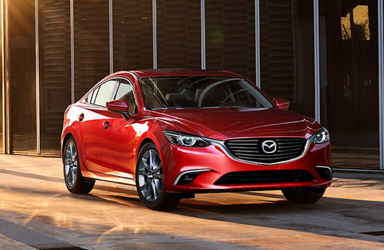 2016 Mazda 6 exterior styling
