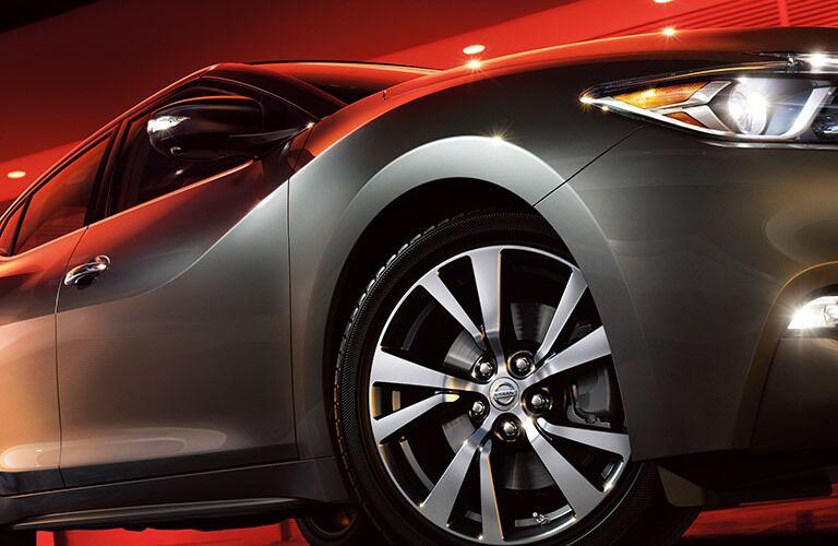 2017 Nissan Maxima Wheel Well