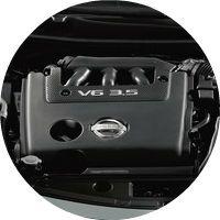 2017 Nissan Altima Engine Options