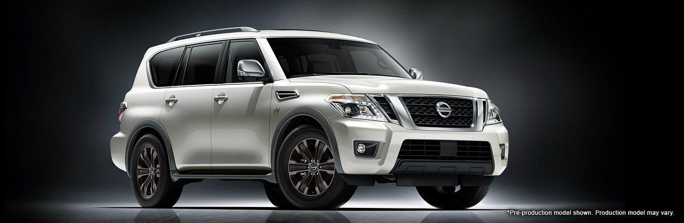 2017 Nissan Armada Schaumburg IL