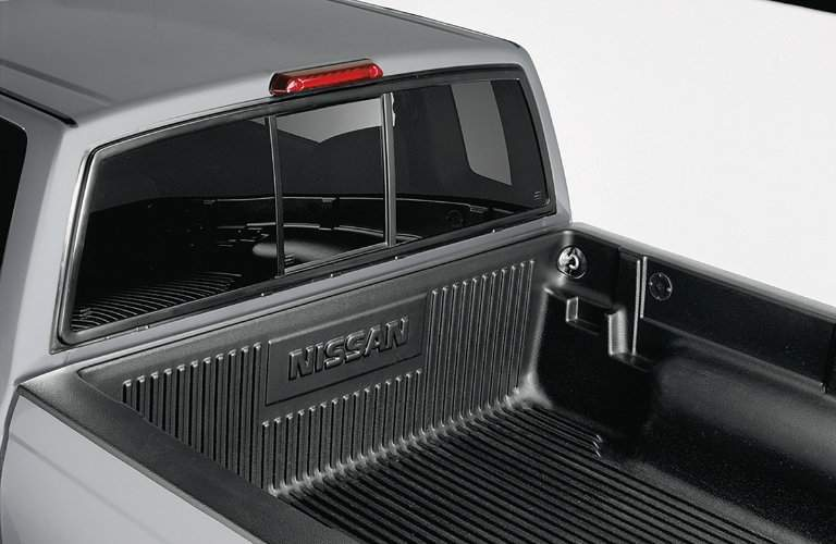 2017 Nissan Frontier Bed