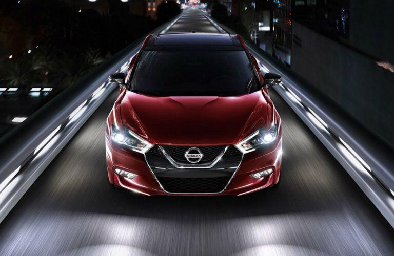 2017 Nissan Maxima Bi-Xenon headlights