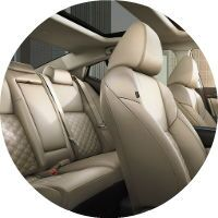 2017 Nissan Maxima Interior Space