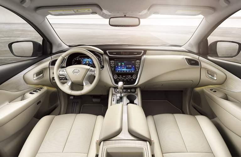 2017 Nissan Murano Platinum Interior