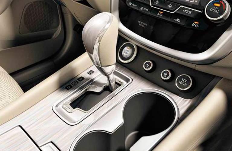 2017 Nissan Murano CVT