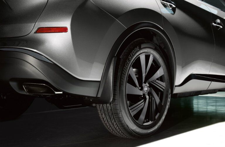 2017 Nissan Murano Midnight Edition Wheels