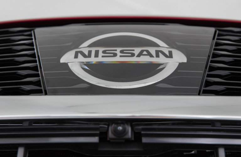 2017 Nissan Rogue Hybrid Grille