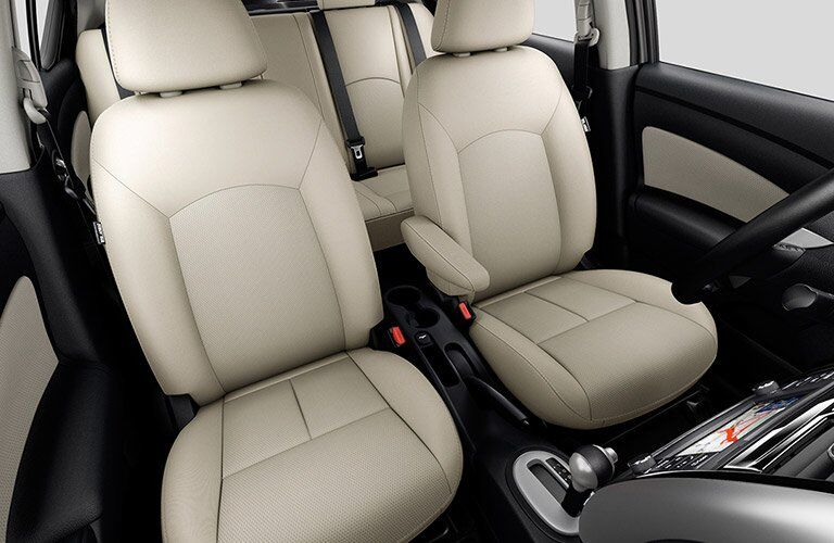 2017 Nissan Versa Seating Capacity