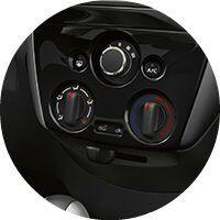 2017 Nissan Versa Standard Features