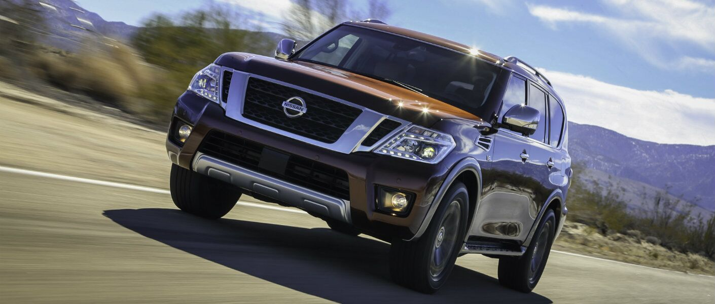 2017 Nissan Armada Glendale Heights IL