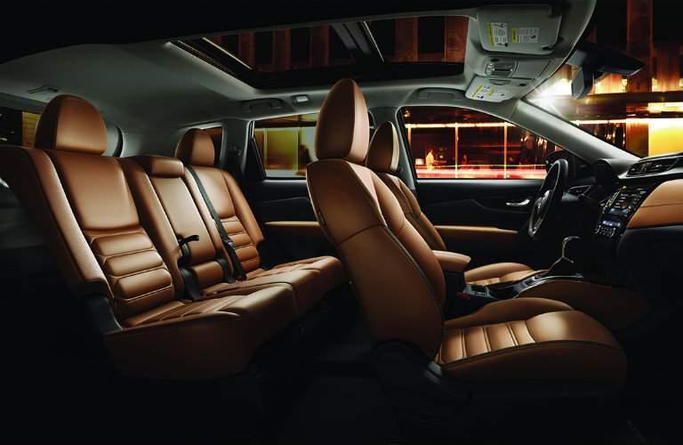 2017.5 Nissan Rogue Premium Seating