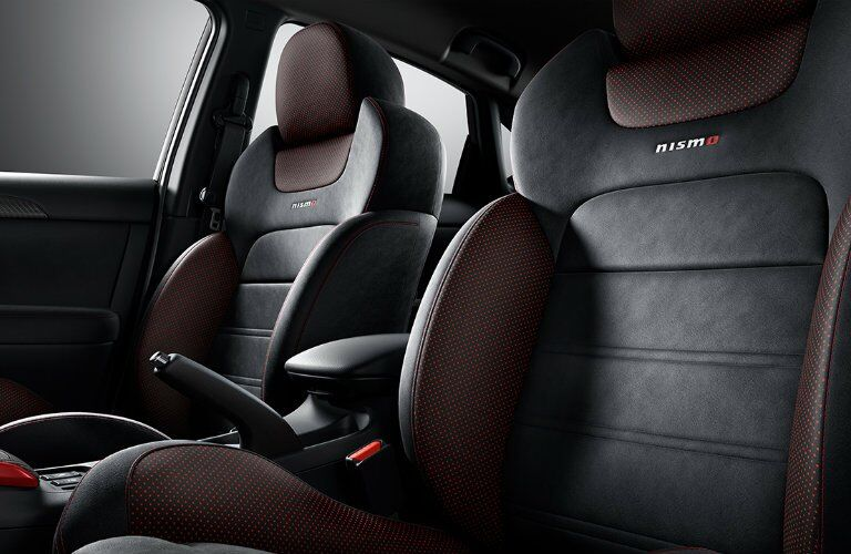 2017 Nissan Sentra Nismo Seating