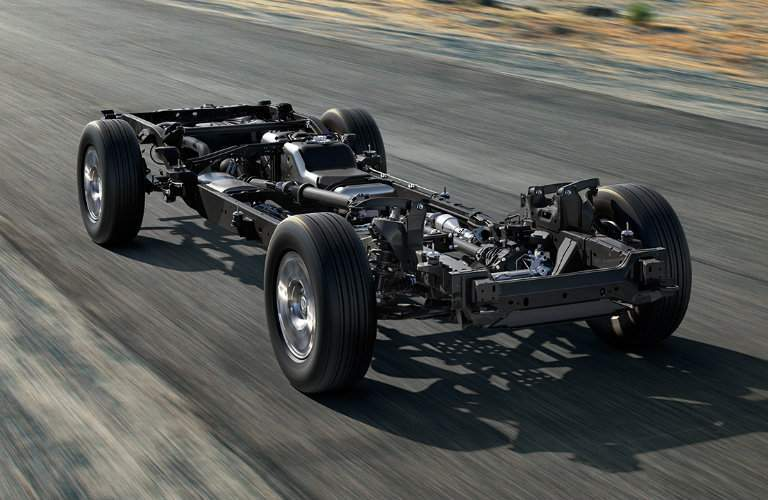 2017 Nissan Titan S Chassis