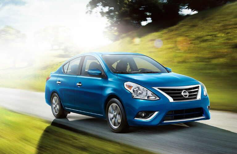 nissan versa color choices
