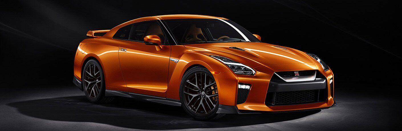 2017 Nissan GT-R Trim Levels