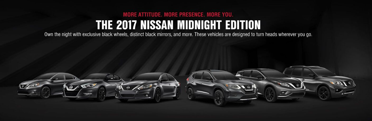2017 Nissan Midnight Edition Models Glendale Heights IL