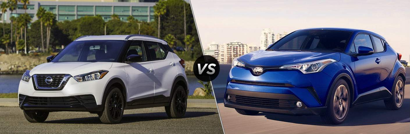2018 Nissan Kicks vs 2018 Toyota C HR