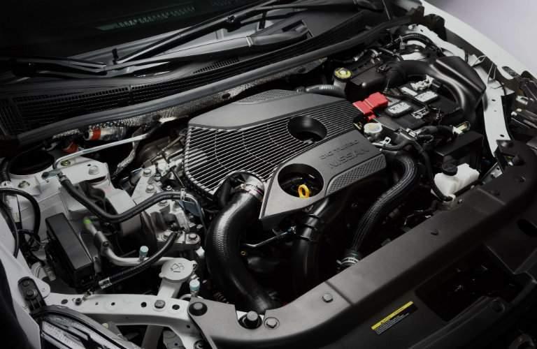 2018 Nissan Sentra engine