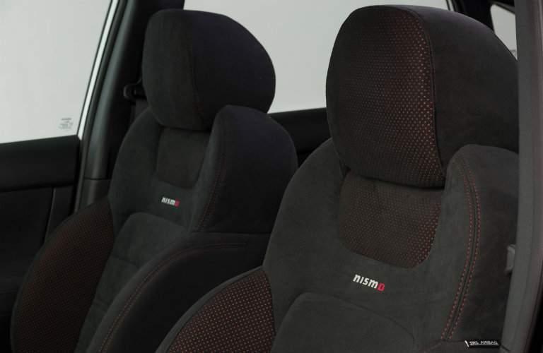 2018 Nissan Sentra Nismo sport seats