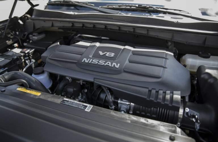 2018 Nissan Titan XD Midnight Edition Cummins V8 Turbo Diesel
