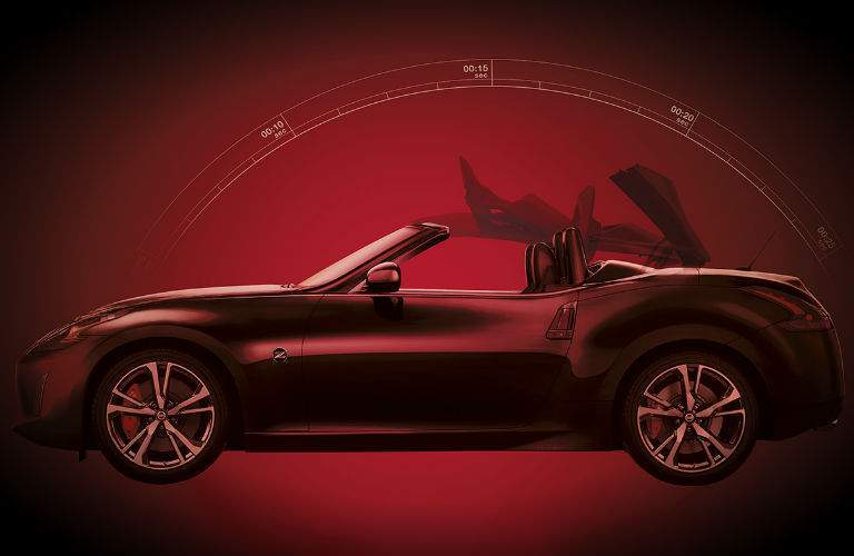 2018 Nissan 370Z Roadster convertible speed