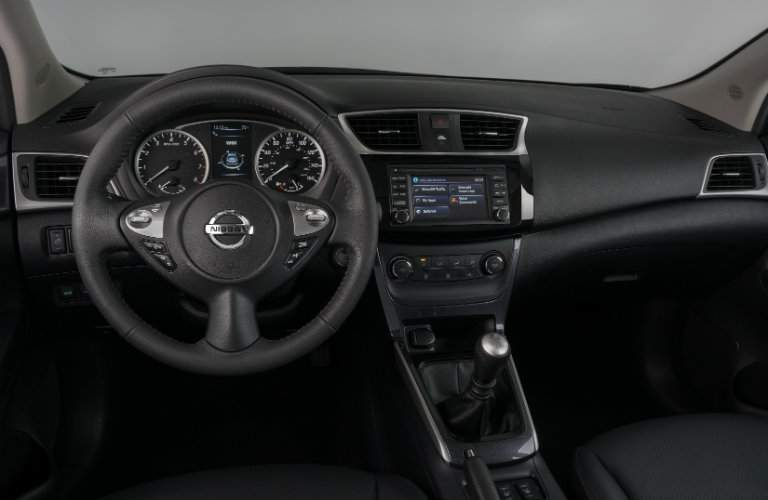 2018 Nissan Sentra SR Turbo Interior