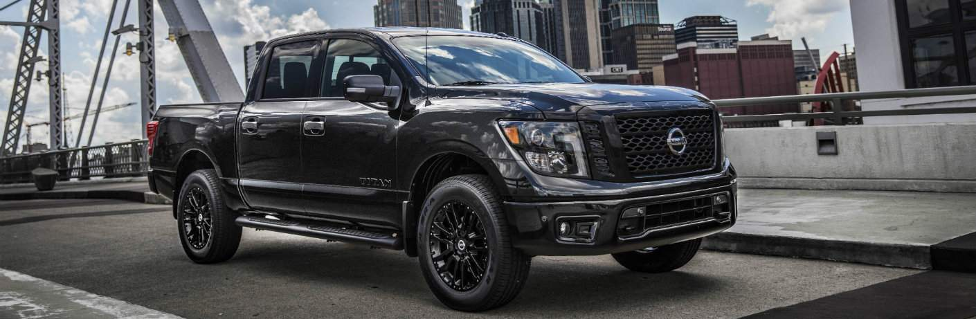 2018 Nissan Titan XD Midnight Edition Glendale Heights IL