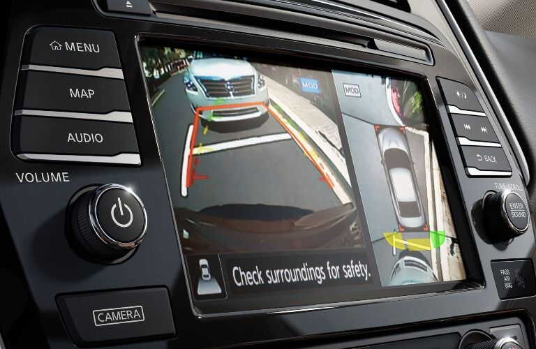 Rear View Camera of 2020 Nissan Maxima