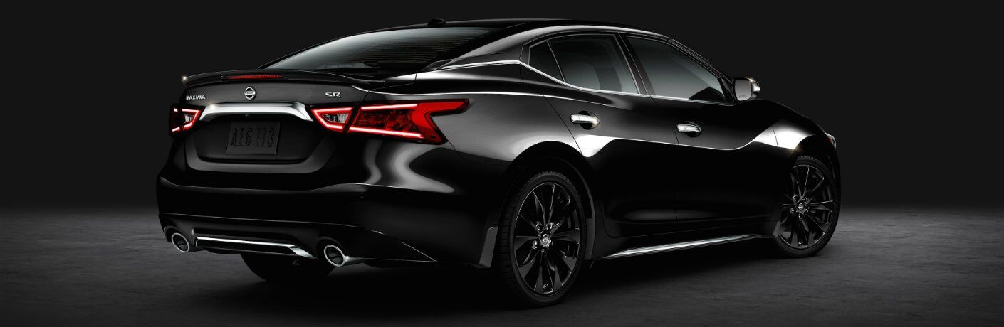2017 nissan maxima sr midnight edition glendale heights il. Black Bedroom Furniture Sets. Home Design Ideas
