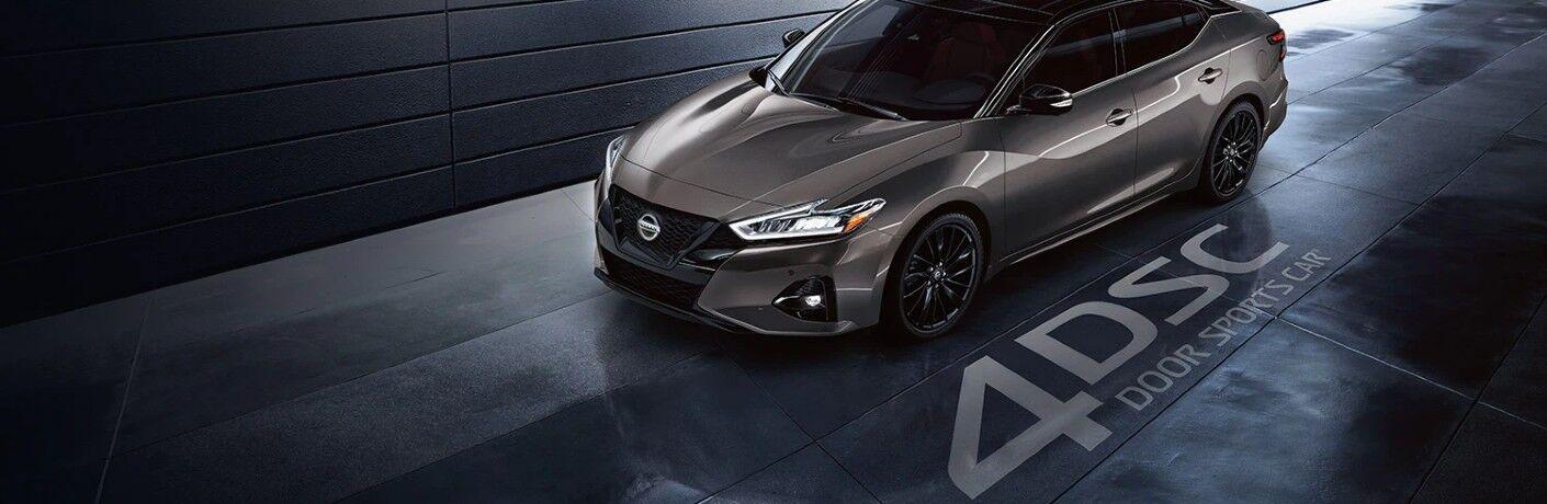 2021 Nissan Maxima 40th anniversary edition