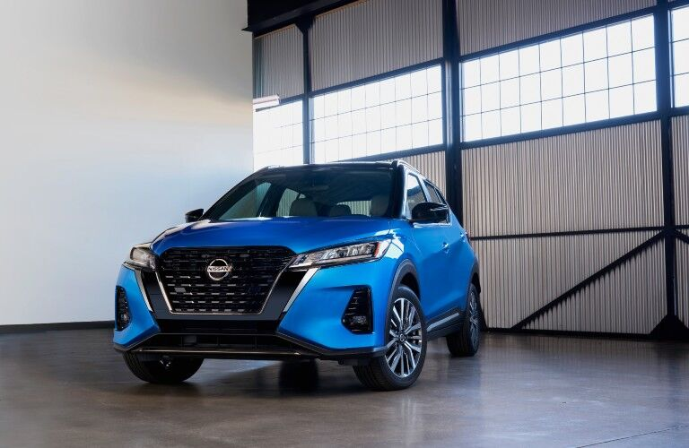 2021 Nissan Kicks front view