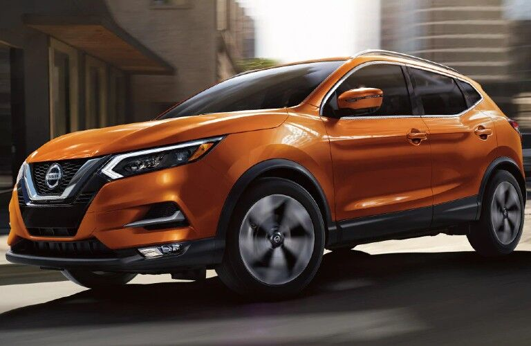 2021 Nissan Rogue Sport in city
