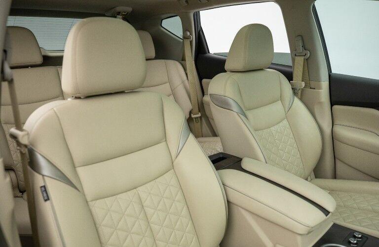 2021 Nissan Murano seating