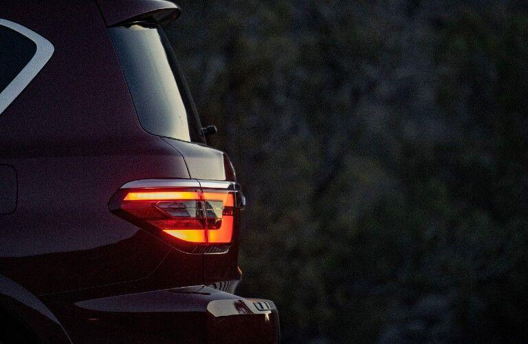 2021 Nissan Armada Midnight Edition rear