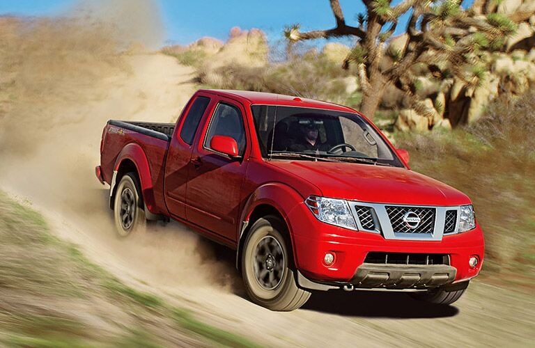 off road capability of nissan frontier