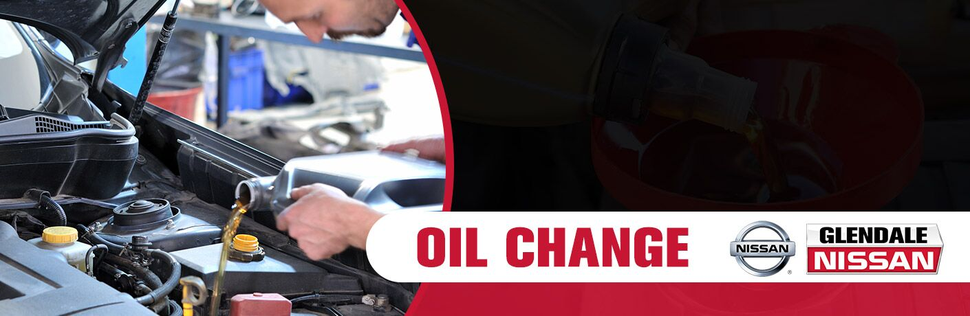 glendale nissan oil change glendale heights il