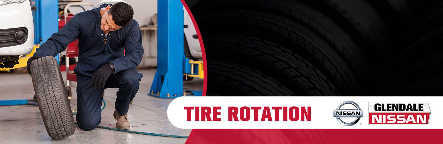 Tire Rotation Glendale Heights