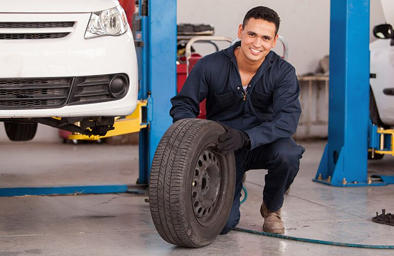tire rotation glendale heights il