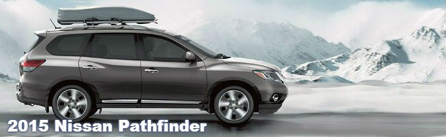 2015 nissan pathfinder specs and features