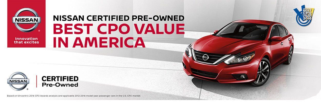 Best CPO Value in America for used cars