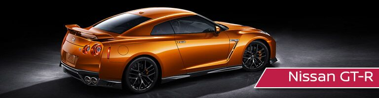2017 Nissan GT-R Trim Levels