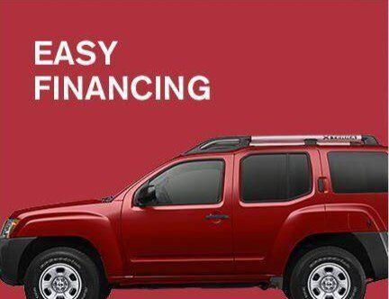 Nissan Certified Financing