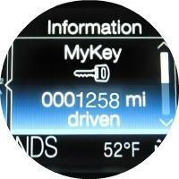 Ford MyKey on the  2015 Ford Focus determines driver priviledge