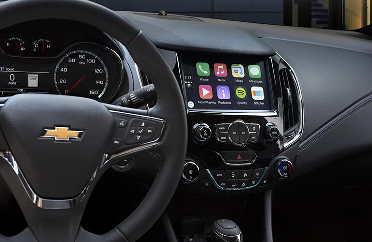2016 Chevy Cruze Chevy MyLink